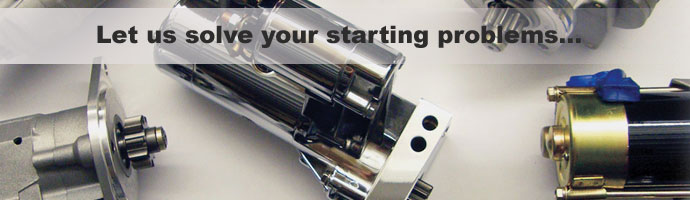 Lynx AE Products Starter Motors Starters