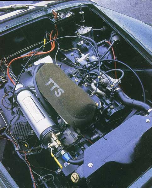 Mg midget engine conversion — img 5